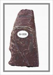 Kliknij by powiększyć w nowym oknie - M-008 BORDO